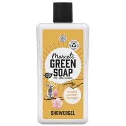 Shower gel vanilla & cherry...