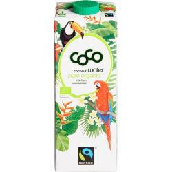 Kokosnootwater bio